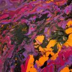 Pouringpaws | Cat destroys art